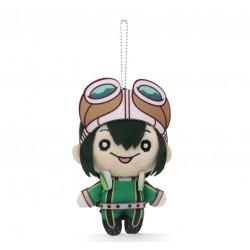 Plush Keychain Tsuyu Asui My Hero Academia The Movie World Heroes Mission