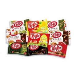 Kit Kat Bargain Pack japan plush