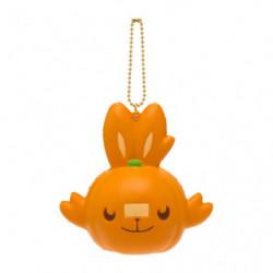 Squishy Keychain Scorbunny Pokémon Pumpkin Banquet Halloween 2021