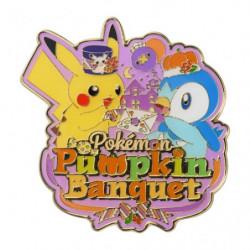 Logo Pins Pokémon Pumpkin Banquet Halloween 2021