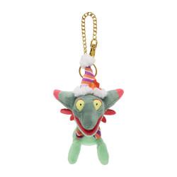 Plush Keychain Dreepy Pakupaku Pokémon Pumpkin Banquet Halloween 2021