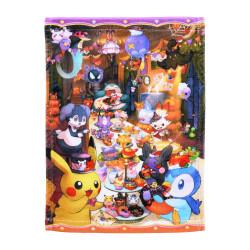Petite Serviette Pokémon Pumpkin Banquet Halloween 2021