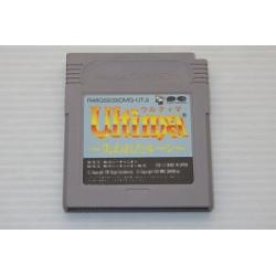 Game Ultima: Runes of Virtue II Game Boy