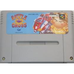 Game battle Cross SuperFamicom