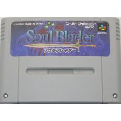 Game Soul Blader SuperFamicom