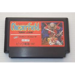 Game Chesterfield Ankoku Kami e no Chosen Famicom