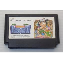 Game Adventure Island Famicom