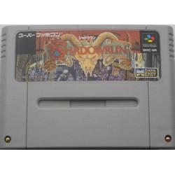 Game Shadowrun Super Famicom