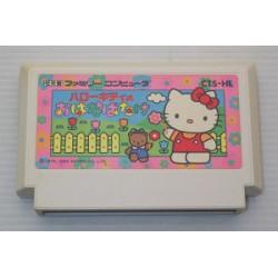 Game Hello Kitty no Hanabatake Famicom