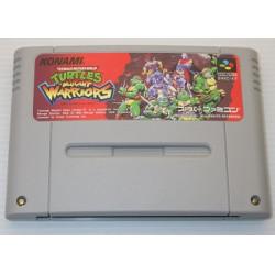 Game Teenage Mutant Hero Turtles Tournament Fighters Super Famicom