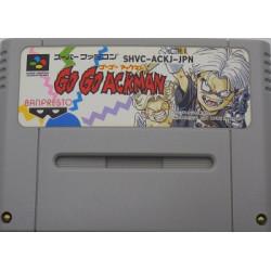 Game Go Go Ackman Super Famicom