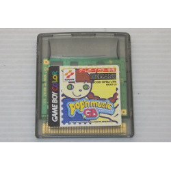 Game Pop'n Music Game Boy Color