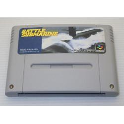 Game Battle Submarine Super Famicom