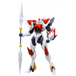 Figure Teknoman Tekkaman Blade Plastic Model