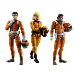 Figures Earth Federation Soldier Normal Uniform Mobile Suit Gundam GMG