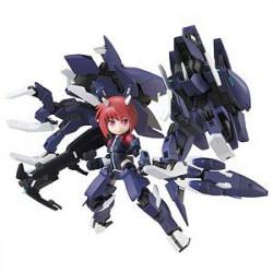 Figure Rin Hinata Desktop Army x Alice Gear Aegis