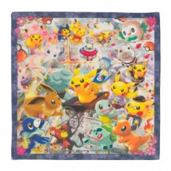 Tissue Pokemon Center Tokyo DX japan plush