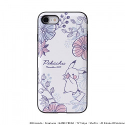 iPhone Cover Garden B Pikachu number025