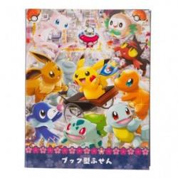 Book Type Pokemon Center Tokyo DX japan plush