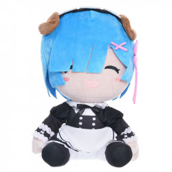 Plush Rem Closed Eyes Ver. Re Zero Starting Life in Another World