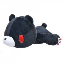 Peluche Smartphone Poche Noir Gloomy The Naughty Grizzly