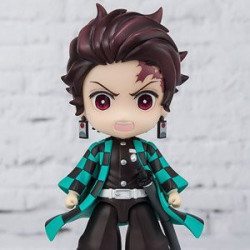 Figurine Tanjiro Kamado Kimetsu No Yaiba Figuarts Mini