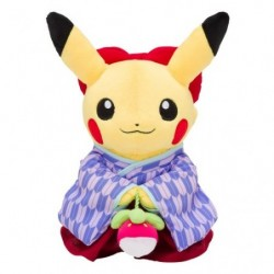 Plush Hakama Pikachu japan plush