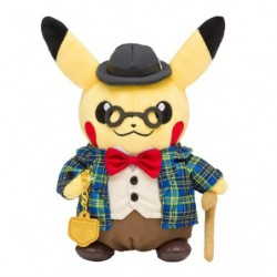 Plush Gentleman Pikachu japan plush
