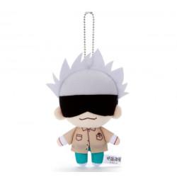 Plush Keychain Satoru Gojo in Paradise Clothes Ver. Jujutsu Kaisen