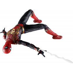 Figurine Spider Man Integrated Suit No Way Home S.H.Figuarts
