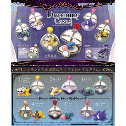 Figurine Set Dreaming Case 4 Lovely Midnight Hours Pokémon