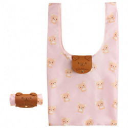 Shopping Bag Pink Rilakkuma