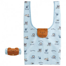 Shopping Bag Blue Rilakkuma