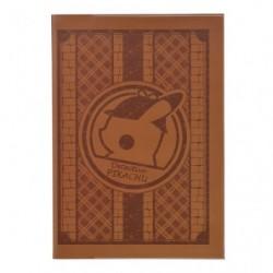 Note Book Detective Pikachu japan plush
