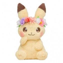 Pikachu Easter japan plush