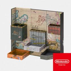 Boîte Papeterie Calmar ou Pieuvre Splatoon Nintendo