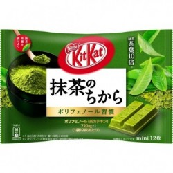 Kit Kat Mini Matcha no Chikara japan plush