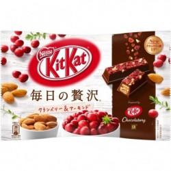 Kit Kat Everyday Luxury Canneberge japan plush