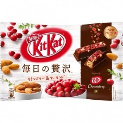 Kit Kat Everyday Luxury Cranberry japan plush