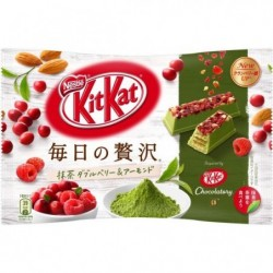 Kit Kat Matcha Double Berries and Almond Cranberry japan plush