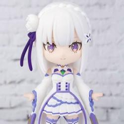 Figure Emilia Re Zero Starting Life in Another World Figuarts Mini