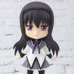 Figure Homura Akemi Puella Magi Madoka Magica: The Movie Figuarts Mini