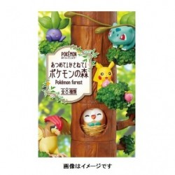 Figure Pokemon Forest japan plush