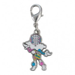 Metal Keychain 806 japan plush