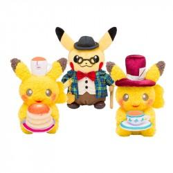 Pack Plush Pikachu Tea Party japan plush