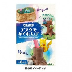 Figure Pokemon Desk Collection japan plush