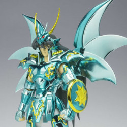 Figure Dragon Shiryu God Saint Seiya Myth Cloth 10th Anniversary Edition