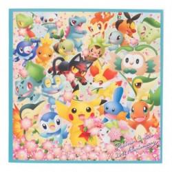 Label Pokemon Center 20th Anniversary japan plush