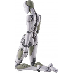 Figure Synthetic Human Female Secondary Production