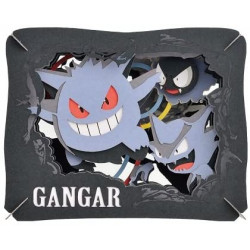 Paper Theater Gengar Pokémon